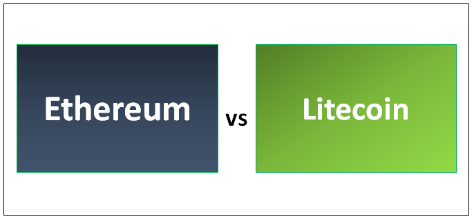 Ethereum vs Litecoin