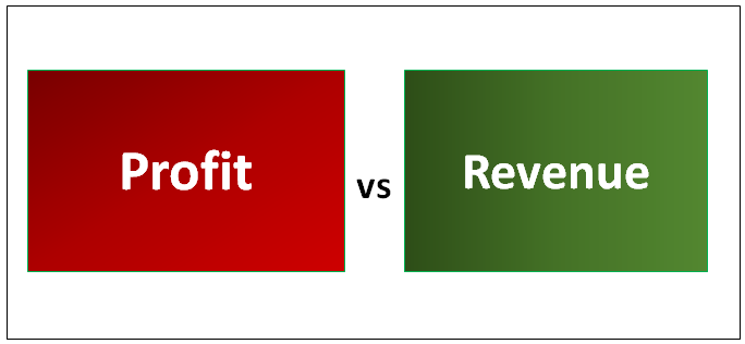 Profit vs Revenue