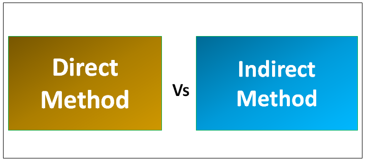 Direct Method vs Indirect Method