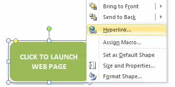 Hyperlink Function EXAMPLE 1