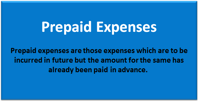 Prepaid Expenses Examples Journal Entry Accounting For Prepaids Rh Wallstreetmojo Com Expense Schedule Template Insurance Excel