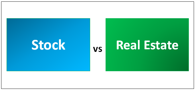 Stock vs real estate