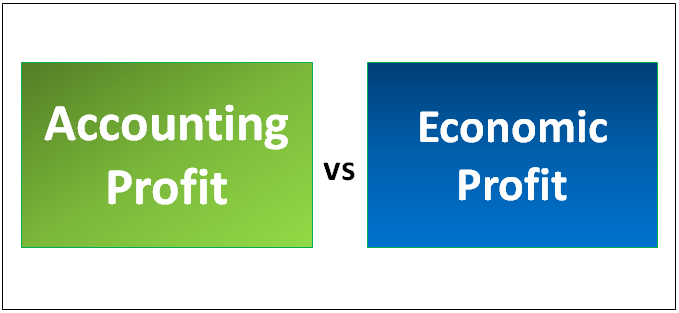 accounting profit vs economic profit