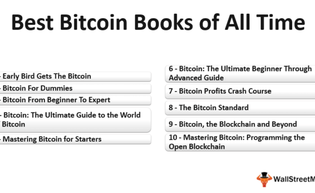 Best BitcoinBooks of All Time