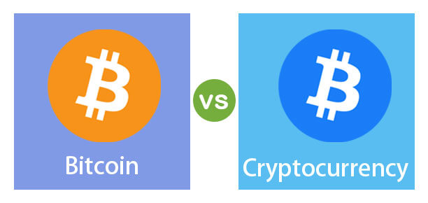 Bitcoin vs Cryptocurrency