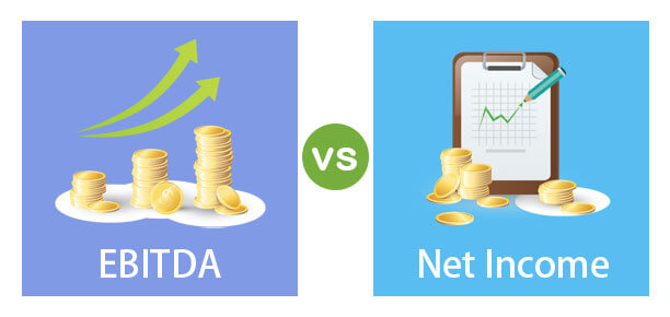 EBITDA vs Net Income