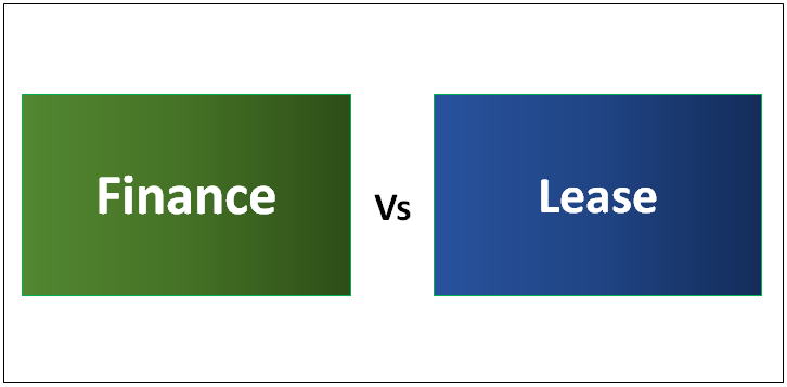 Finance vs Lease