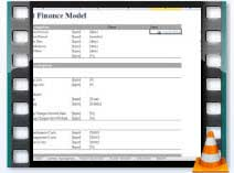Accounting Course - Example Of A Cost Sheet Continues