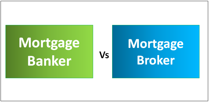 Mortgage Banker vs Mortgage Broker