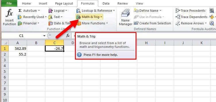ROUND in Excel (Formula,Examples) | How to Use Round Function?