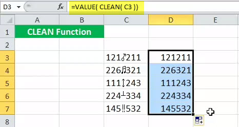 CLEAN Example 5-6