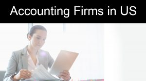 Top Accounting Firms in US