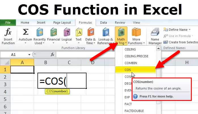 how to build a cos function
