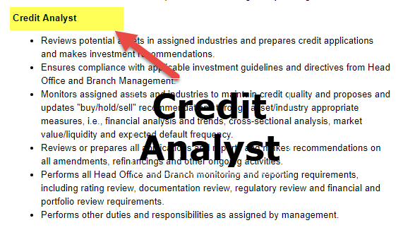 Top 15 Credit Analyst Interview Questions and Answers