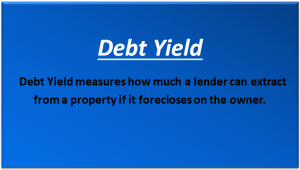 Debt Yield Ratio