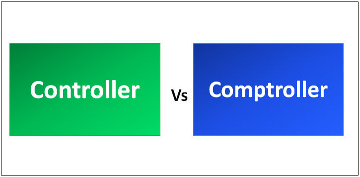 Controller vs Comptroller