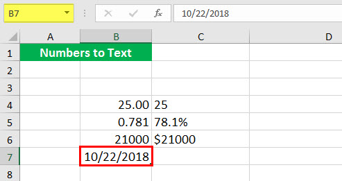 Convert To Number Text Function Ilration 1 9