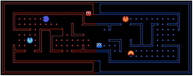 PAC MAN Defense - Image