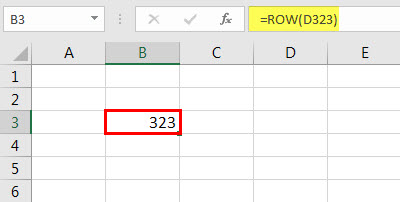 ROW Function 4