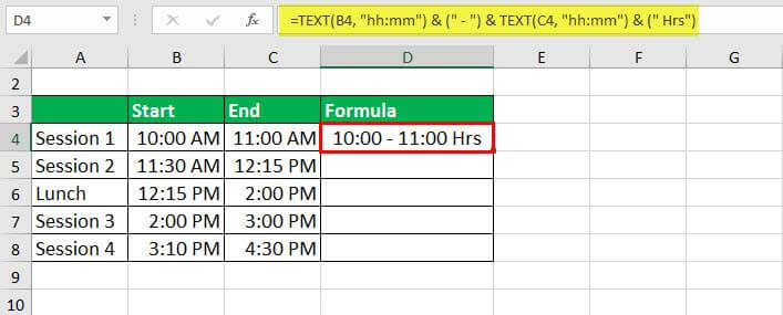 Convert Numbers To Text Example 1 2