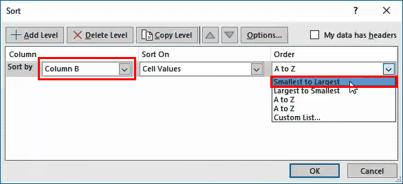Multiple Rows in Excel - Case Study 6