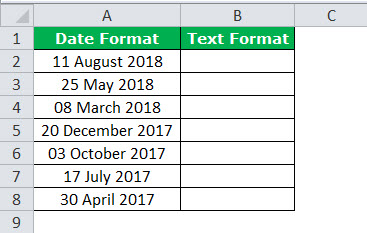 Text to Columns in Excel example 3
