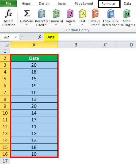 Using Name in Excel table 1