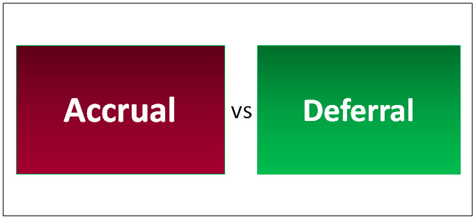 Accrual vs Deferral | Top 6 Best Differences (with Infographics)
