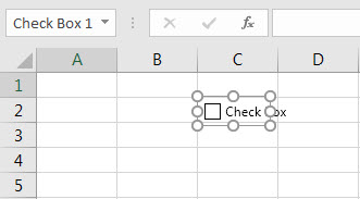 create-check-box-in-excel-step-2 Tab Order Excel Vba Form on if statement, programming pdf, how use, code samples, color index, interior color,