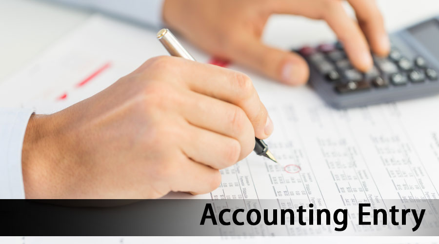Accounting-Entry