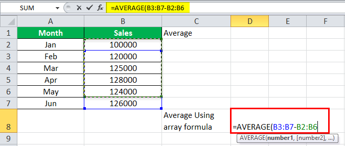 Array Formulas in Excel (Example, Shortcut) | How to use Array in Excel?