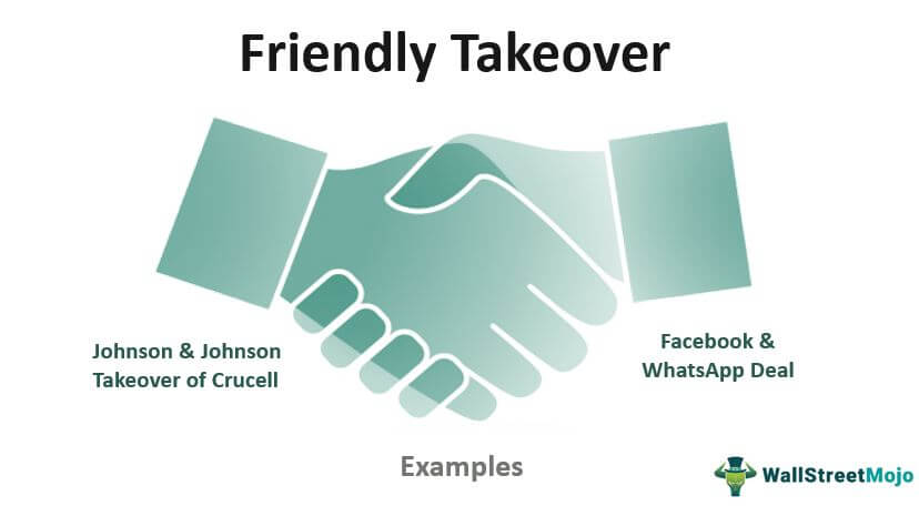 Friendly Takeover