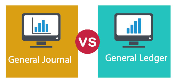 General Journal vs General Ledger | Top 5 Differences (with