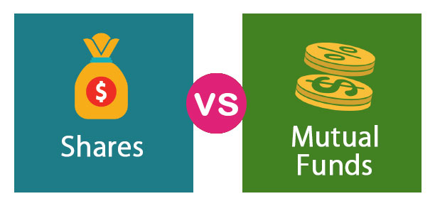 Shares vs Mutual Funds | Top 6 Best Differences (with