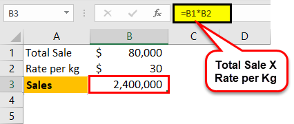 Variable cost income statement example1