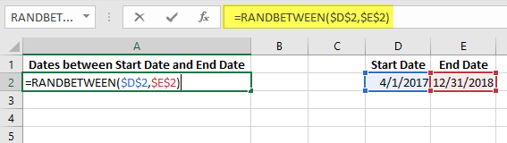 Generate Random Numbers in Excel (Step by Step Guide + with Projects)