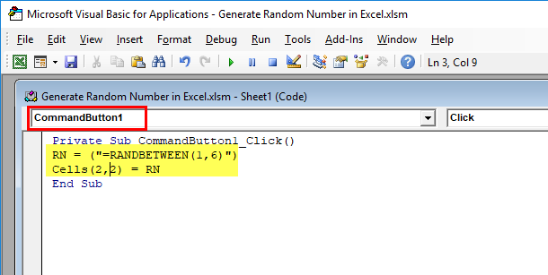 Generate Random Numbers in Excel (Step by Step Guide + with