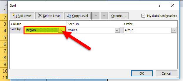 Sort by Number in Excel (Step by Step Guide with Examples)