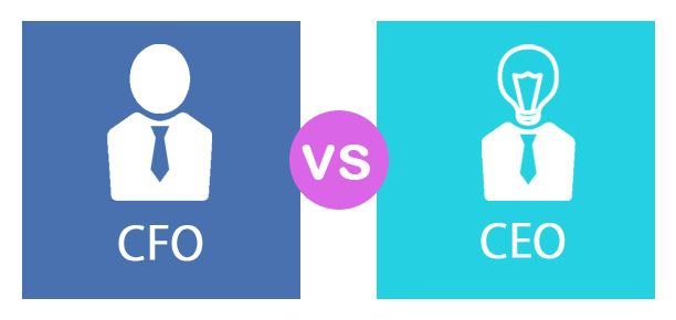 CEO vs CFO | Top 8 Differences (with Infographics)