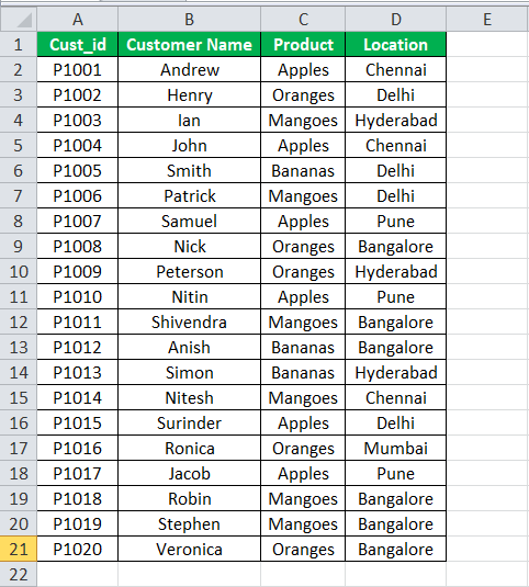 Excel Share File Example 1