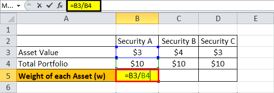 Expected Return formula example 1.8png