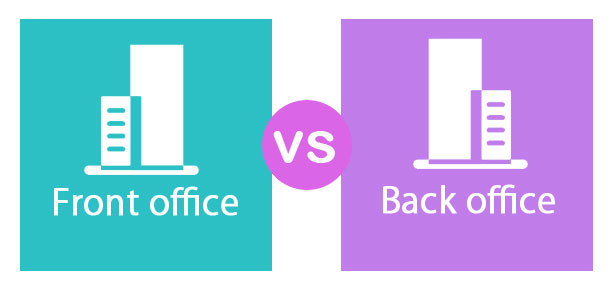 Image result for back office vs front office
