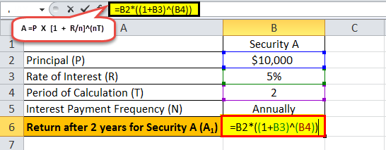 Rate of Return formula eg 2 .1png
