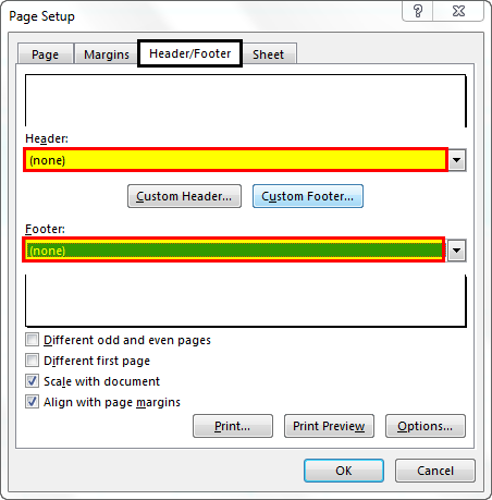 Remove Header & Footer 1-2