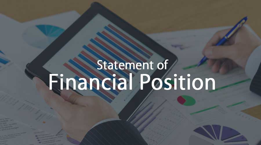 Statement Of Financial Position Definition Format Top