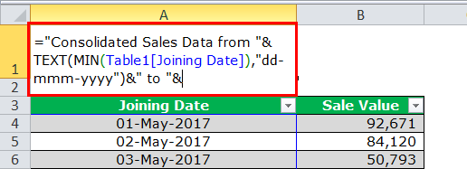 Words to Calculations with Date 4