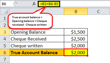 account balance example 1.2