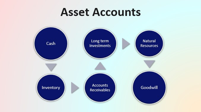 Asset Accounts