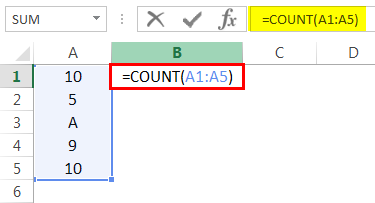 Basic Count Example 2