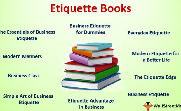 Best Etiquette Books
